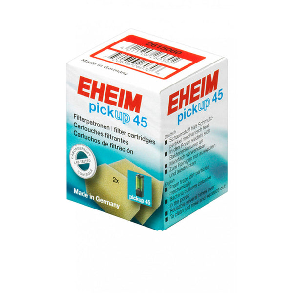 Eheim Filter Cartridge For 2006 & Pickup 45 x 2