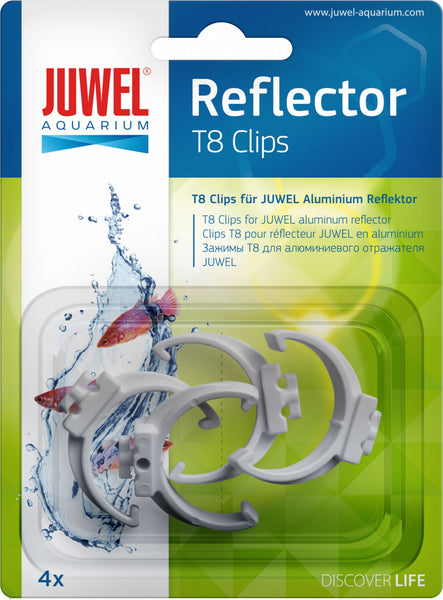 Juwel Hi-Flex High-Lite Reflector Clips T8 15-58w