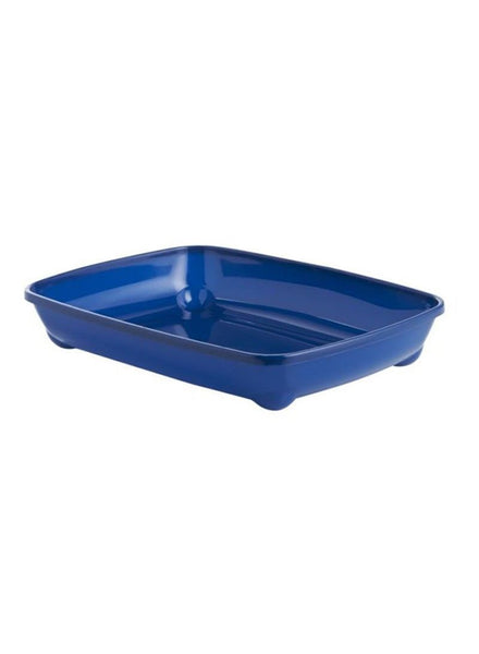 Small Cat Litter Tray Blueberry 37cm