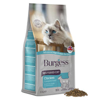Burgess Neutered Cat 1.5kg