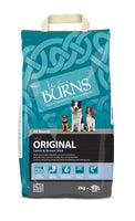 Burns Original Lamb & Brown Rice 2kg 7.5kg 15kg