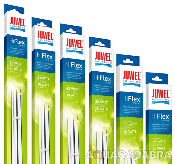 Juwel Hi-Flex Reflector 438mm – T8 15w – T5 24w