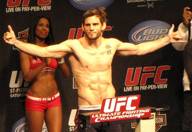 Jon Fitch Retires from MMA, lays Down his Gloves