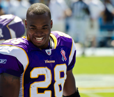 Free agent RB Adrian Peterson signed by Detroit lions