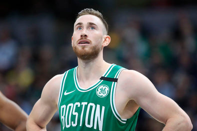 Celtics' Gordon Hayward's wife gives birth to couple's first son, hours before Game 4