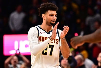 Jamal Murray, helped the Nuggets to a 114-106 victory Tuesday night, cutting Lakers to 2-1