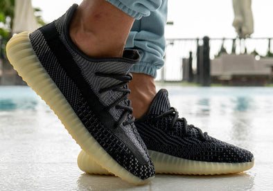Review of the upcoming Adidas YEEZY Boost 350 V2 Carbon previously known as the Yeezy 350 V2 Asriel