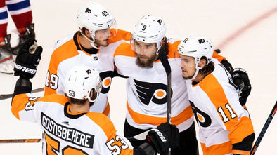 Philadelphia Flyers eliminated after losing to New York Islanders in Game 7