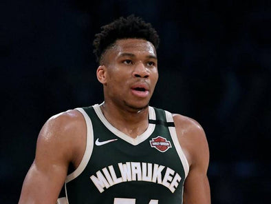 Game 5 for Bucks star Giannis Antetokounmpo unsure due to ankle injury