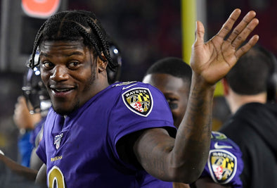 Ravens QB Lamar Jackson shows there's still more to come, MVP encore?