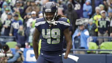 Seahawks confirmed release of linebacker Shaquem Griffin