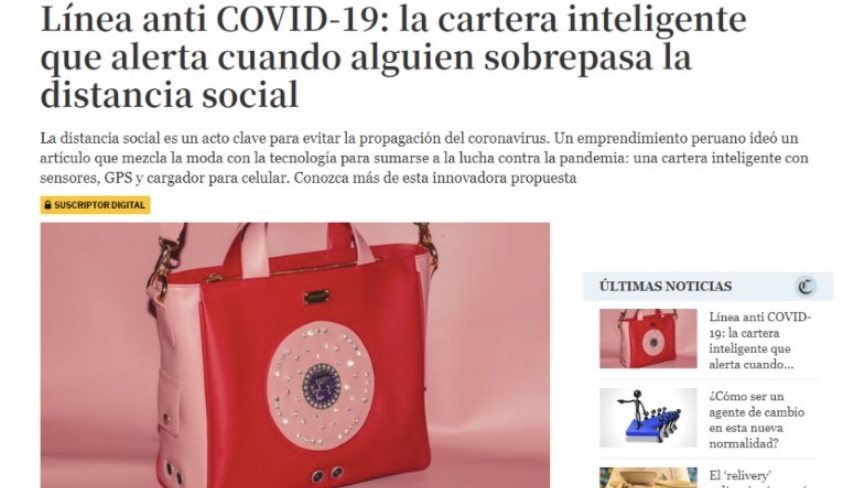 ¡Carteras inteligentes! ¡Es noticia!