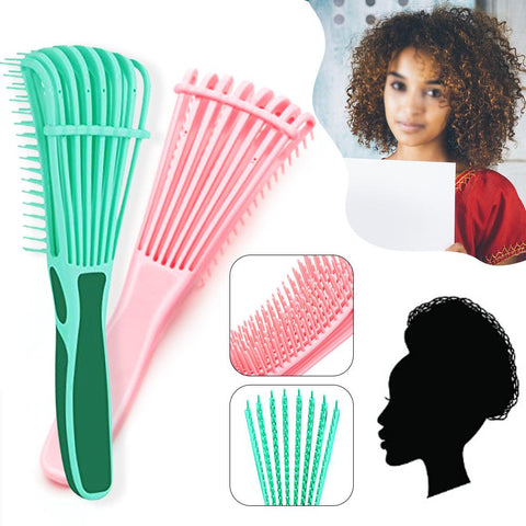 Beauty Ritual Detangler Hair Brush