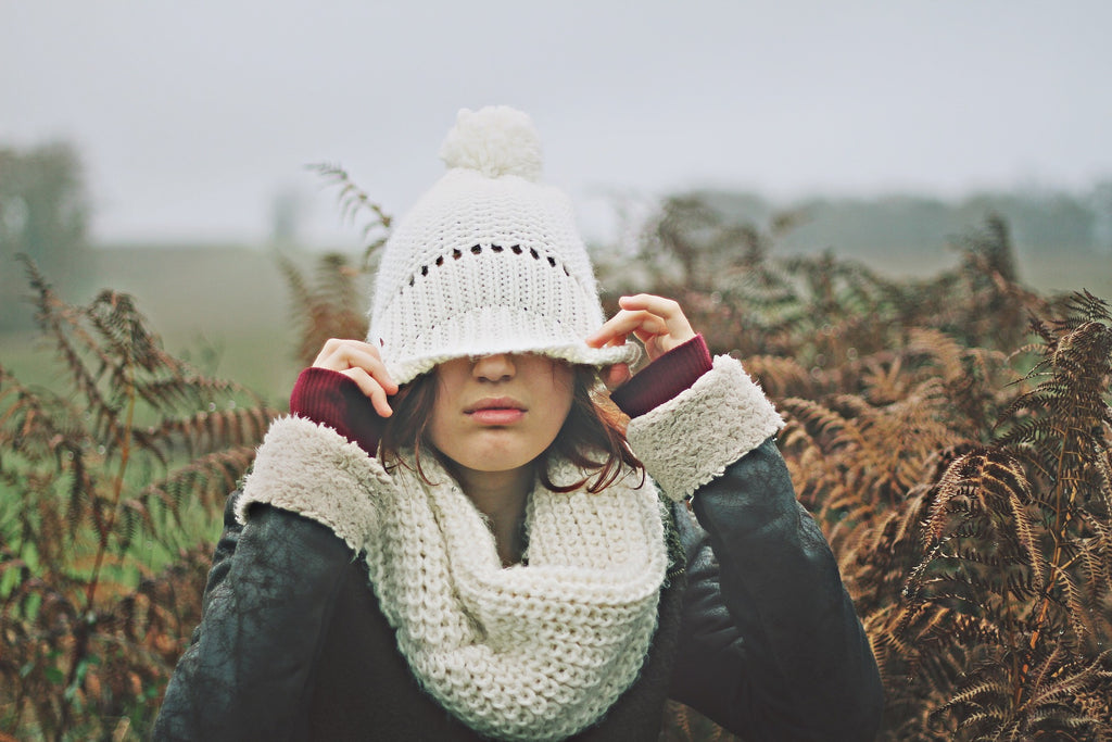 keep warm during Christmas to prevent coughing