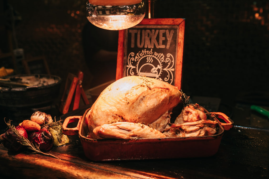 eating too much thanksgiving turkey can lead to constipation