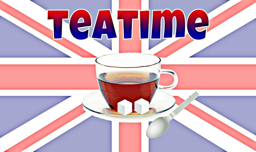 British Tea Time - Triple Leaf Cold & Flu Time