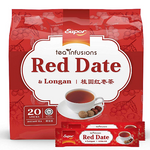 SUPER RED DATE & LONGAN TEA - Herbs Depo