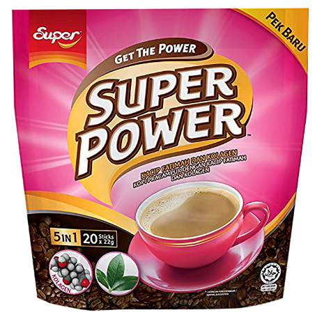 SUPER POWER 5-IN-1 - Herbs Depo