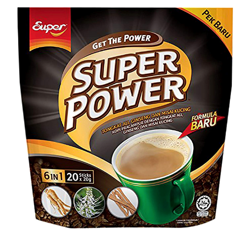 SUPER POWER 6-IN-1 - Herbs Depo