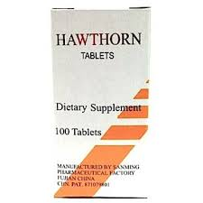 HAWTHORN TABLETS - Herbs Depo