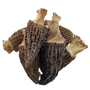 NATURAURA - Premium Morel Mushrooms - Morchella