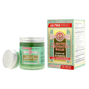 Fei Fah Brand Electric Medicated Balm - 70g