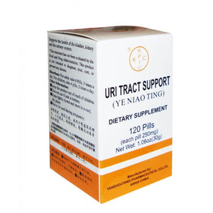 URI TRACT SUPPORT YE NIAO TING (NIGHT URINATION) 夜尿停 - KIDNEY & MEN'S HEALTH - Herbs Depo