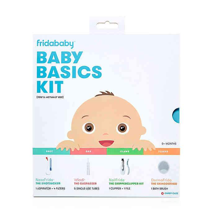 Fridababy® Baby Basics Kit | All the Essentials