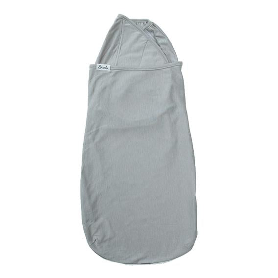 Swado Swaddles | Bamboo + Cotton Mix | Grey