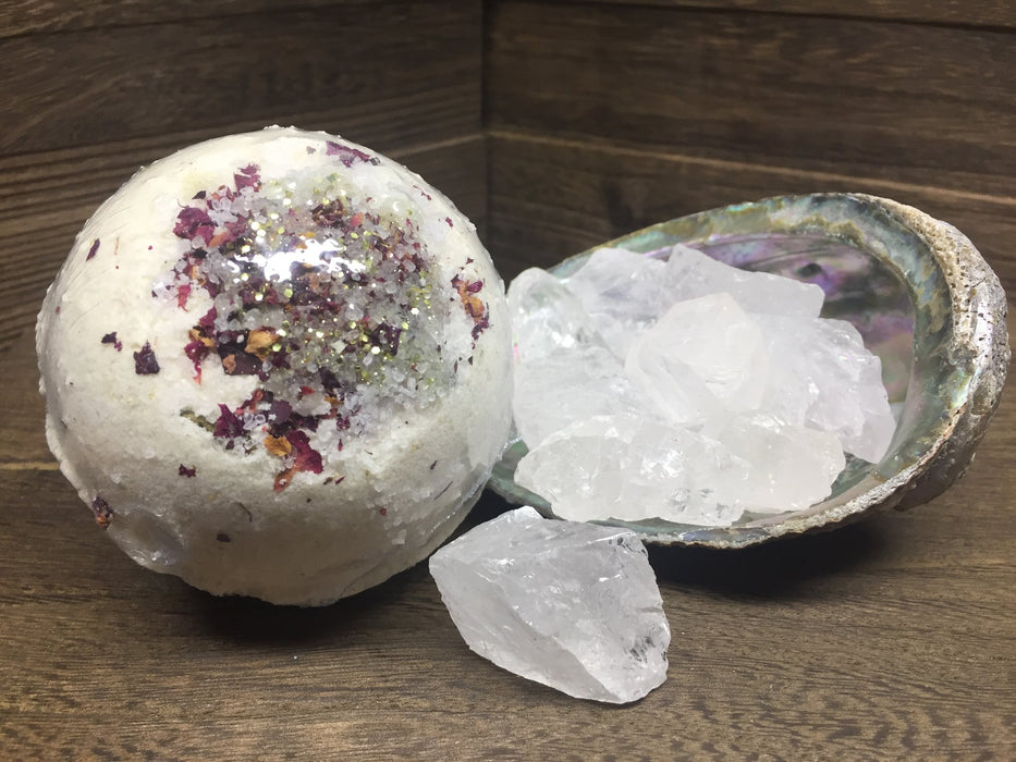 Birthday Gemstone Bath Bomb