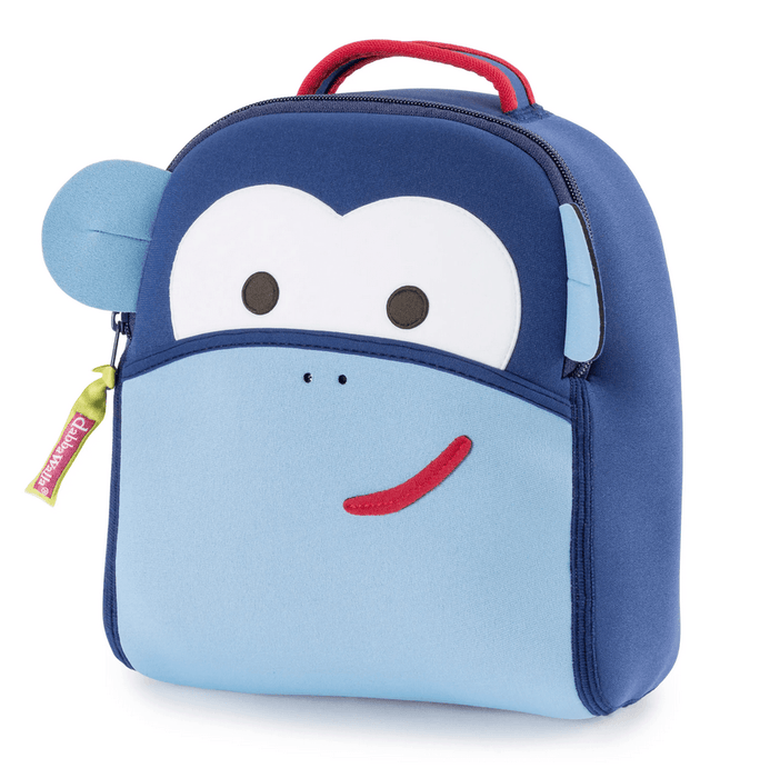Dabbawalla Harness Backpack | Blue Monkey | Style + Sustainability