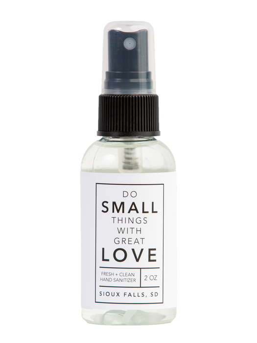 Freedom Studios Hand Sanitizer | Do Small Things With Great Love