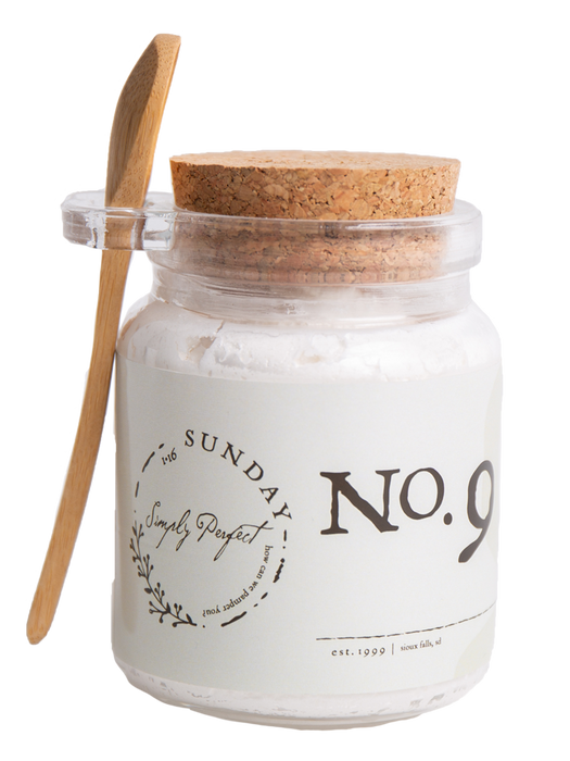 No. 9 Sugar Scrub