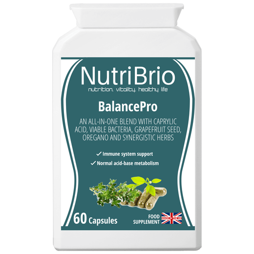 BalancePro Supplement UK Made - Nutri Brio