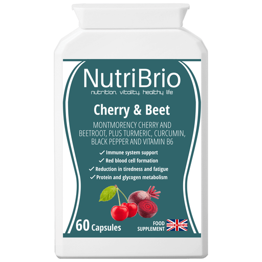 Cherry & Beet UK Made - Nutri Brio