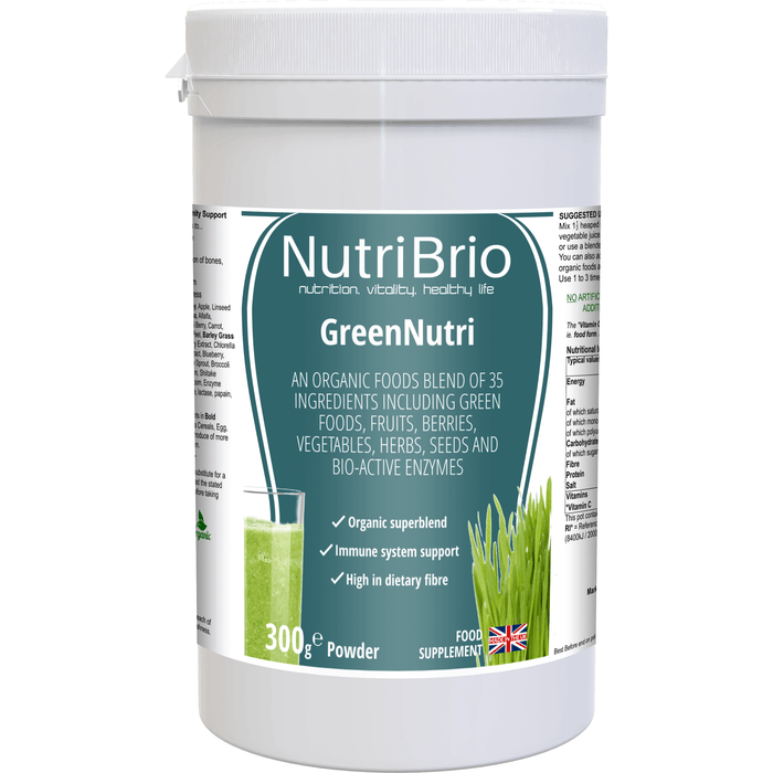 Cleanse And Detox Pack - nutri-brio
