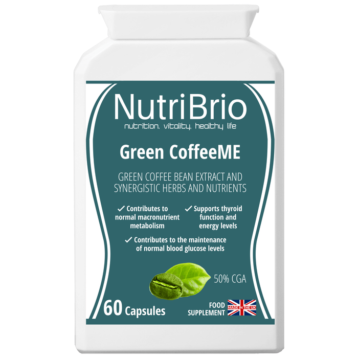 Green CoffeeME - nutri-brio
