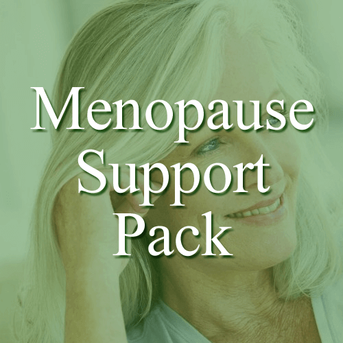 Menopause Support Pack - nutri-brio