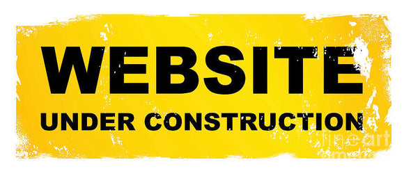 Website under construction. This means an item may have been purchased in store and not updated on website. Sorry for any inconvenience.
