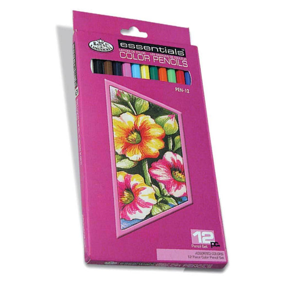 12PC COLOR PENCILS