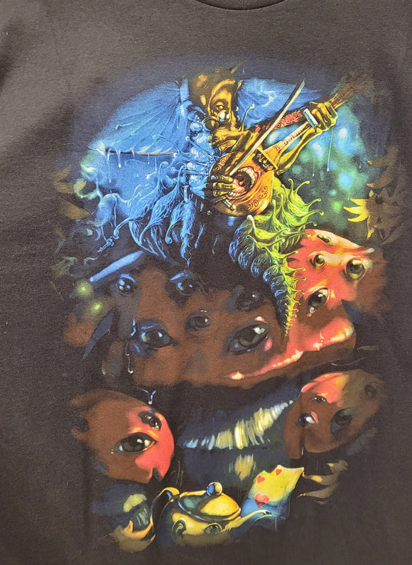 Alice in Wonderland Hookah T-Shirt
