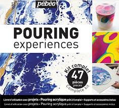 47-Piece Pouring Experiences Kit