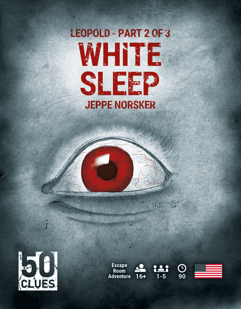 50 Clues: White Sleep #2
