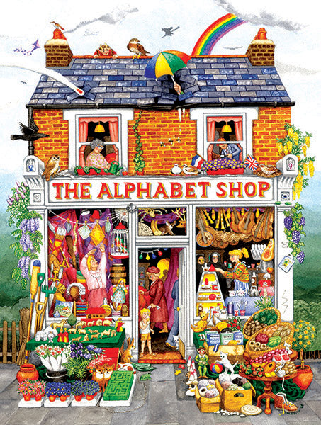 The Alphabet Shop 500