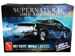 Supernatural - Join The Hunt 1967 Chevy Impala AMY1124