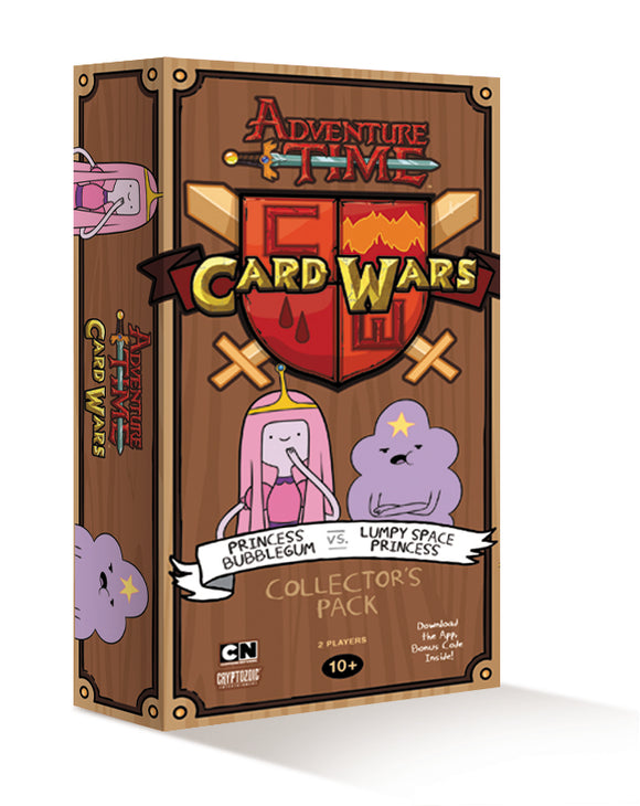 Adventure Time Card Wars: Princess Bubblegum vs. Lumpy Space Princess