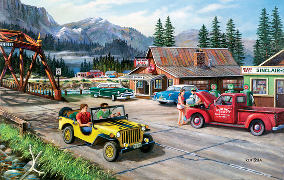 Alaskan Road Trip 550 pc