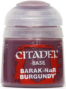 Base Barak-Nar Burgundy