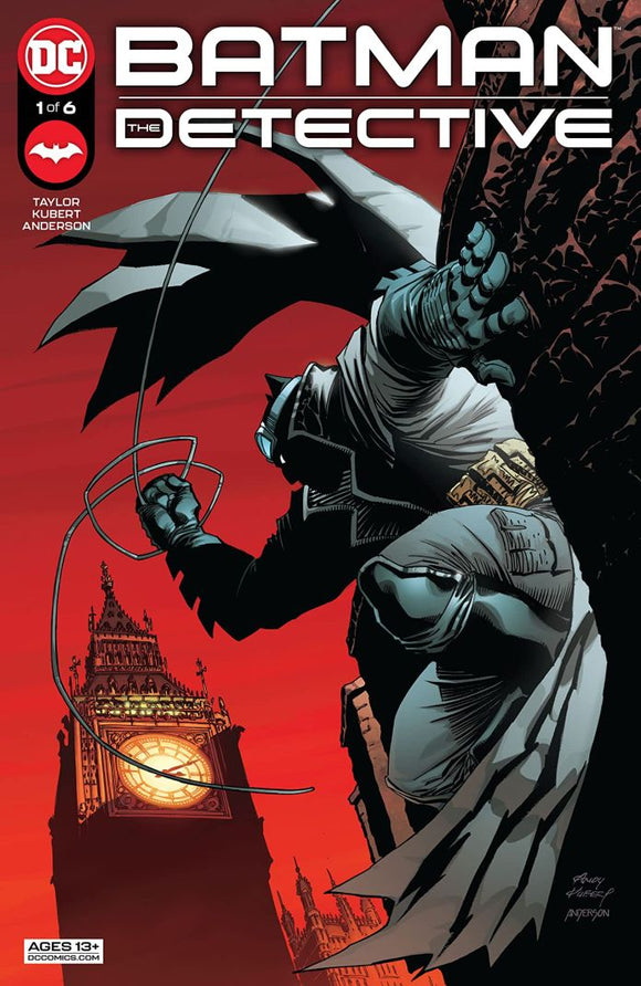 BATMAN: THE DETECTIVE #1