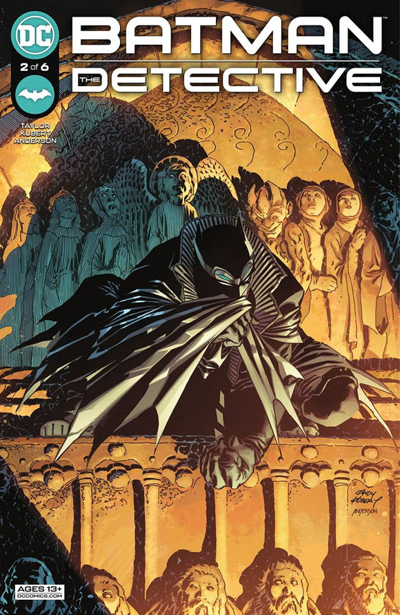 BATMAN: THE DETECTIVE #2